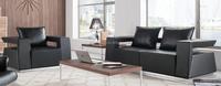 A577#leather sofa cushion furniture,office sofa set design,lounge sofa in living room sofas