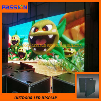 5M*8M High-definition Ultra-thin Outdoor Led Screen //Outdoor Advertising Led Display Screen//Outdoor Led Video Wall Screen