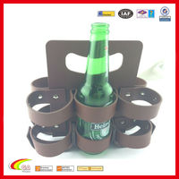 Custom leather wine carrier oem available, leather wine carrier china manufacturers & exporters