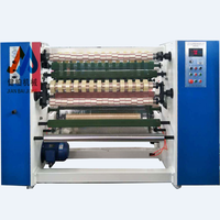Best sale gift wrapping paper slitter machine full automatic jumbo roll slitting and rewinding fragile printed tape machinery