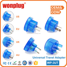2013 new hot sale items world travel adapter use as christmas gifts suitable for 150 countries