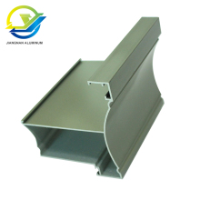 Factory Anodized Aluminum Frame Door Window Profile