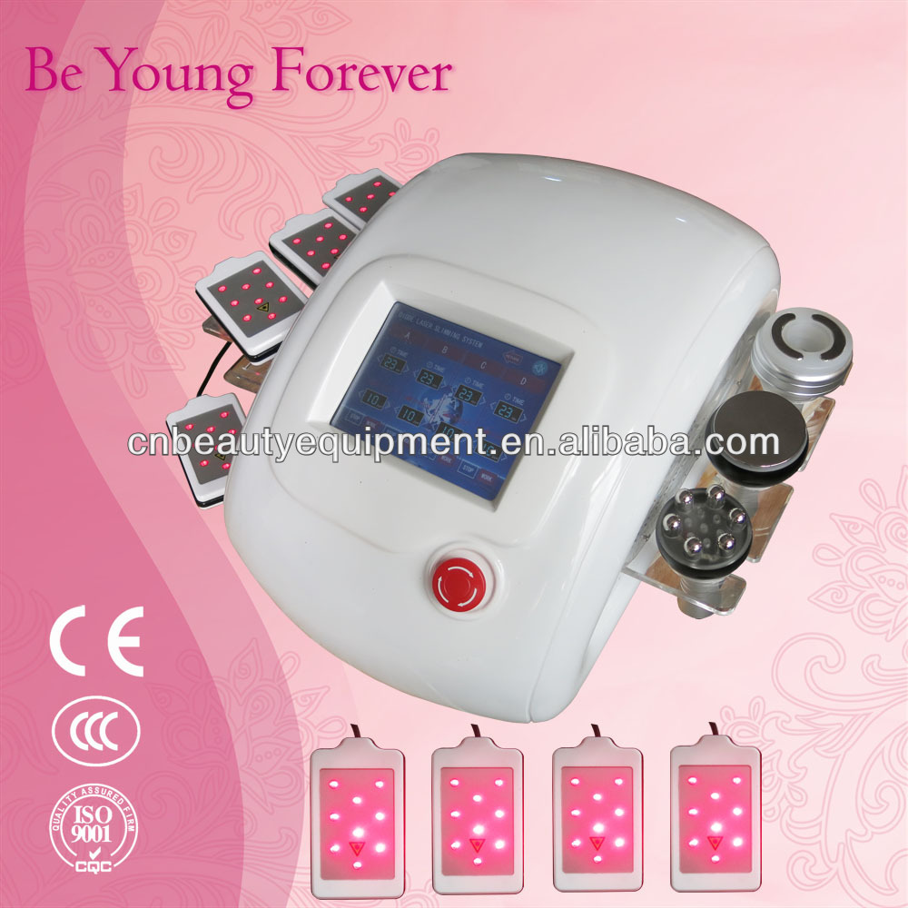 latest portable Weight Loss Laser i-Lipo machine