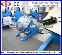600kg small welding positioner table