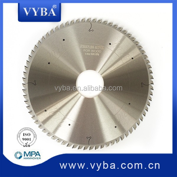 guangdng factory supply TCT Saw Blades for wood cutting