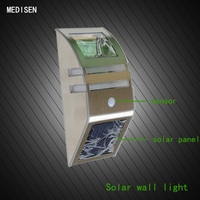 MS Solar Wall Lamp 0 4