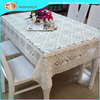 2016 new table linen table cloth factory