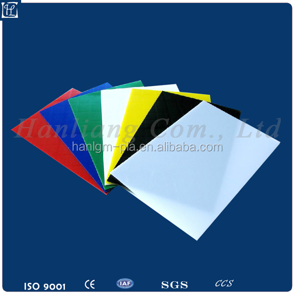 Good quality clear abs plastic sheet