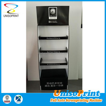 Recycled and waterproof pp corrugated plastic tablet exhibition display stand