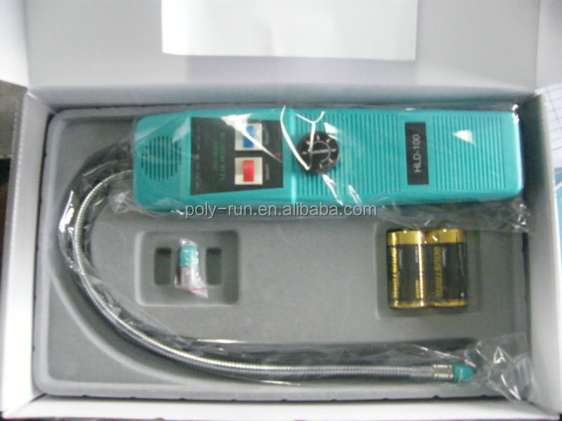 Portable gas Leak Detector for Commercial air-condition R134a R22 HLD-100
