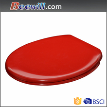 Bathroom fittings price Entra red toilet seat cover