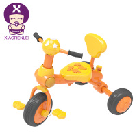 Classic 3 Wheel Plastic Wholesale Softtextile Baby Tricycle