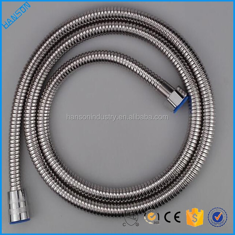 HSS-81 shower head connect 1 inch flexible water hose