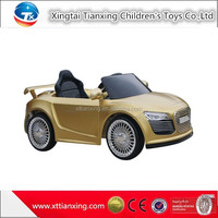 High quality best price wholesale ride on car battery remote control children/kids/baby toy children battery operated toy car
