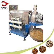 3t/h floating fish feed production line price