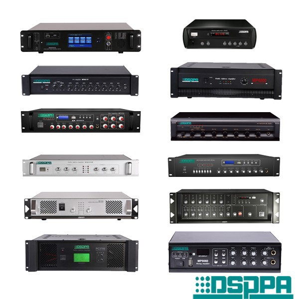 DSPPA PA Amplifiers public address companies in china