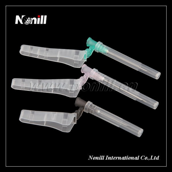 CE ISO Approved Disposable Safety Hypodermic Needles