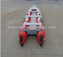 GTK420 Goethe PVC Inflatable Kayaks with thicken floor
