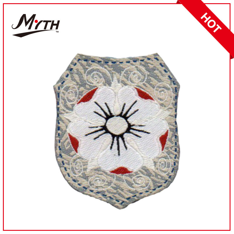 Wholesale Embroidery Patch Work Blouse Back Neck Designs Women Dresses Label Clothing