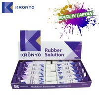 KRONYO rubber and glue make rubber glue vulcanising rubber solution