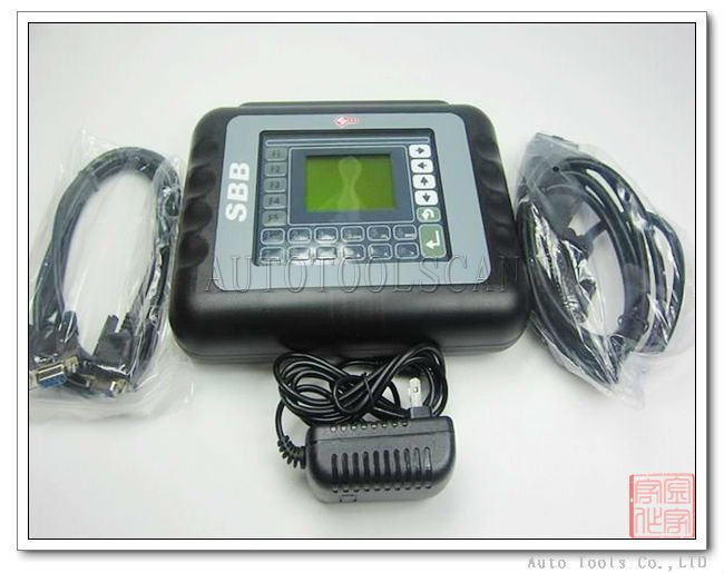 Multi-language SBB key programmer v33.02