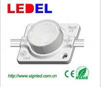 plastic injection led module