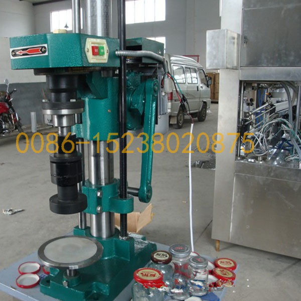 can capping machine