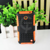 Dual TPU+PC 2 in 1 armor kickstand hybrid case For Nokia lumia 630 skid resistance Cover