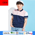 Super Low Price two Color Polo Shirt Made in China