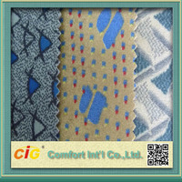 Fashion New Design Classic Car Print Fabric