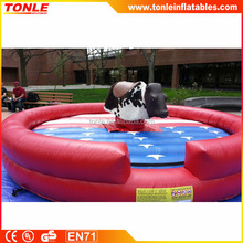 Good quality inflatable Mechanical Bull for sale, Mechanical Bull Manufacturer
