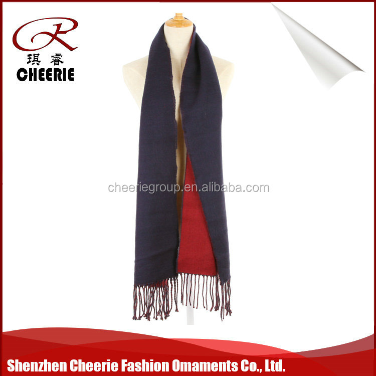 Cheerie Certified Top Supplier Wholesale Custom fashion lady scarf