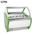 2017 LVNI GHK-18 ice cream cake display freezer