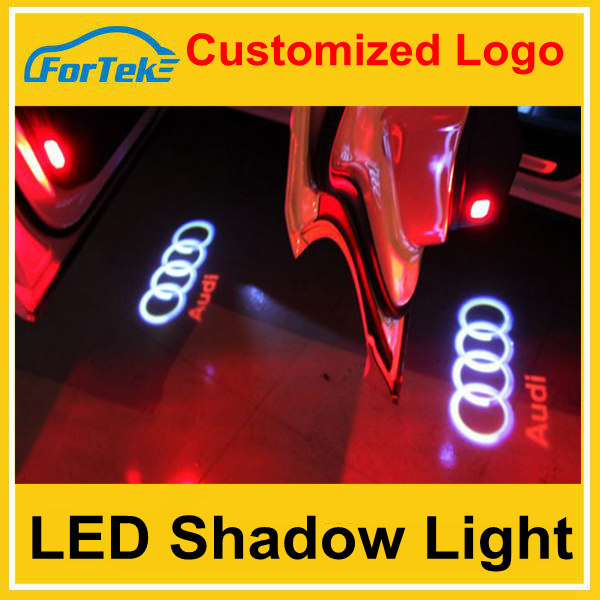 Auto wireless led car door logo laser projector light warning light with high quality