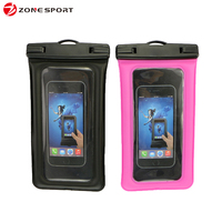 Hot Sale Floating Waterproof Phone Bag With IPX8 Certificate For Iphone 5,for Iphone 6