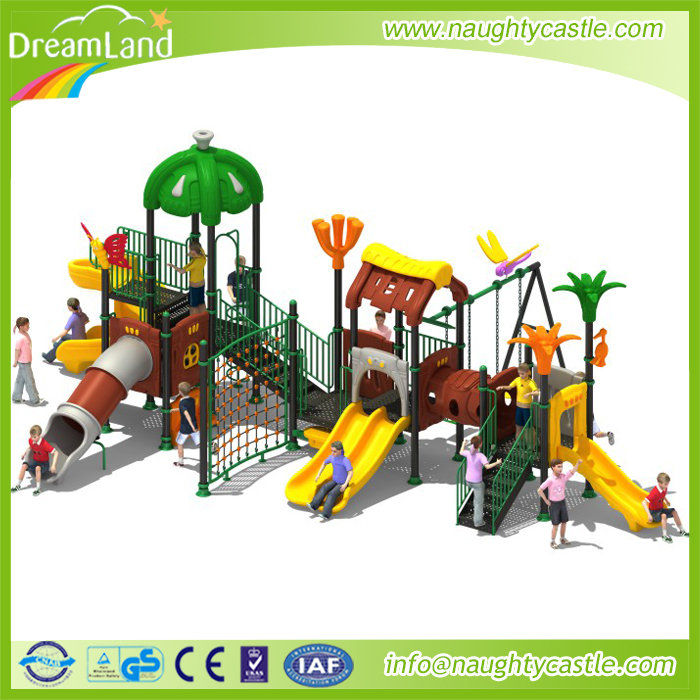 Children Attractive Used Outdoor Playground Equipment For Sale