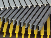Powergrid FRP pultruded grating passed ASTM E-84 from Nantong