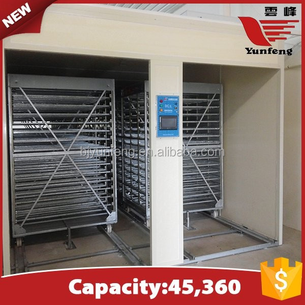 YFXF-45 china alibaba supplier wholesale chicken egg incubator