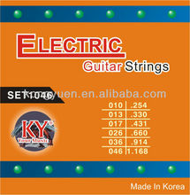 nickel electric guitar strings;acoustic electro guitar,mini amplifier guitar