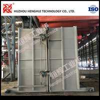 800KW Customized annealing bell type electric heat treatment furnace