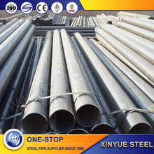 drill steel pipe thread types welded galvanized seamless