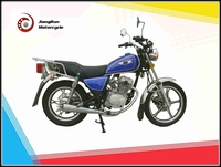125cc Suzuki Single-cylinder 4-stroke air-cooled street motorcycle JY125-E wholesale to the world