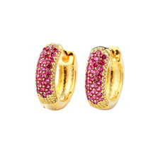 Gold plated designs wholesale clip on earrings for girls