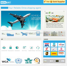 Cheap competitive air freight cargo fowarder agent agency service