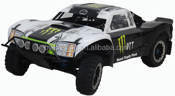 29cc 4WD big monster rc truck,1/5 rc truck,upgrate chassis for rc truck