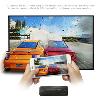 EZcast RK3066 Mirror Chrome cas Miracast Wifi display TV dongle