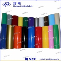 Opaque pvc color self adhesive vinyl
