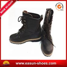 Logger safety shoes safety logger boots men logger boots high heel steel toe