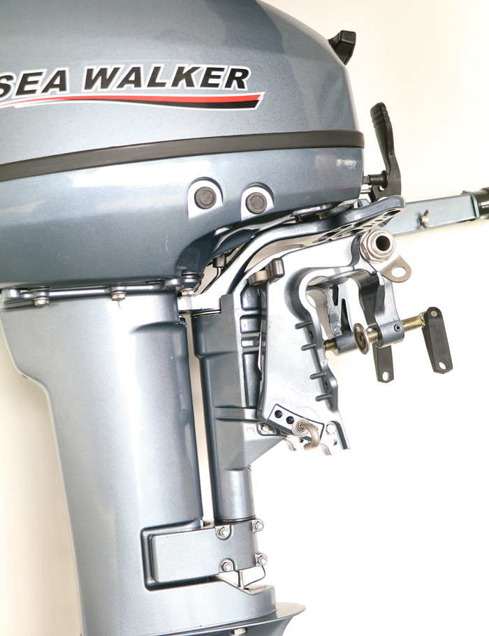 2 stroke Engines 15HP Short Shaft Boat outboard motor CE approved