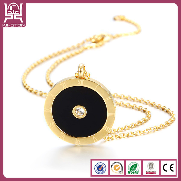 imitation jewellery gold plate necklace vners